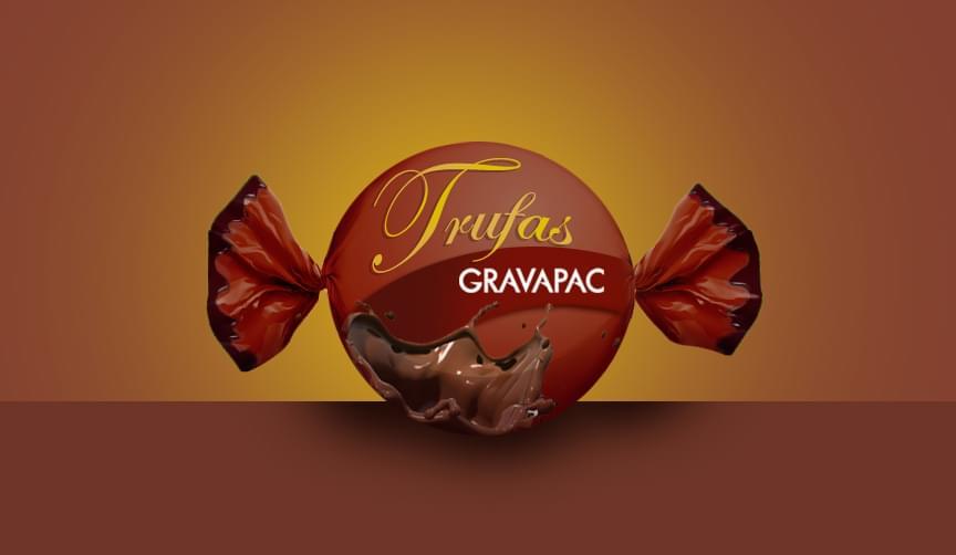 Trufas Gravapac
