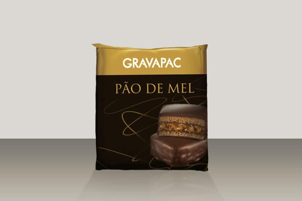 Pão de mel Gravapac Embalagens