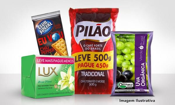Inserções Embalagens