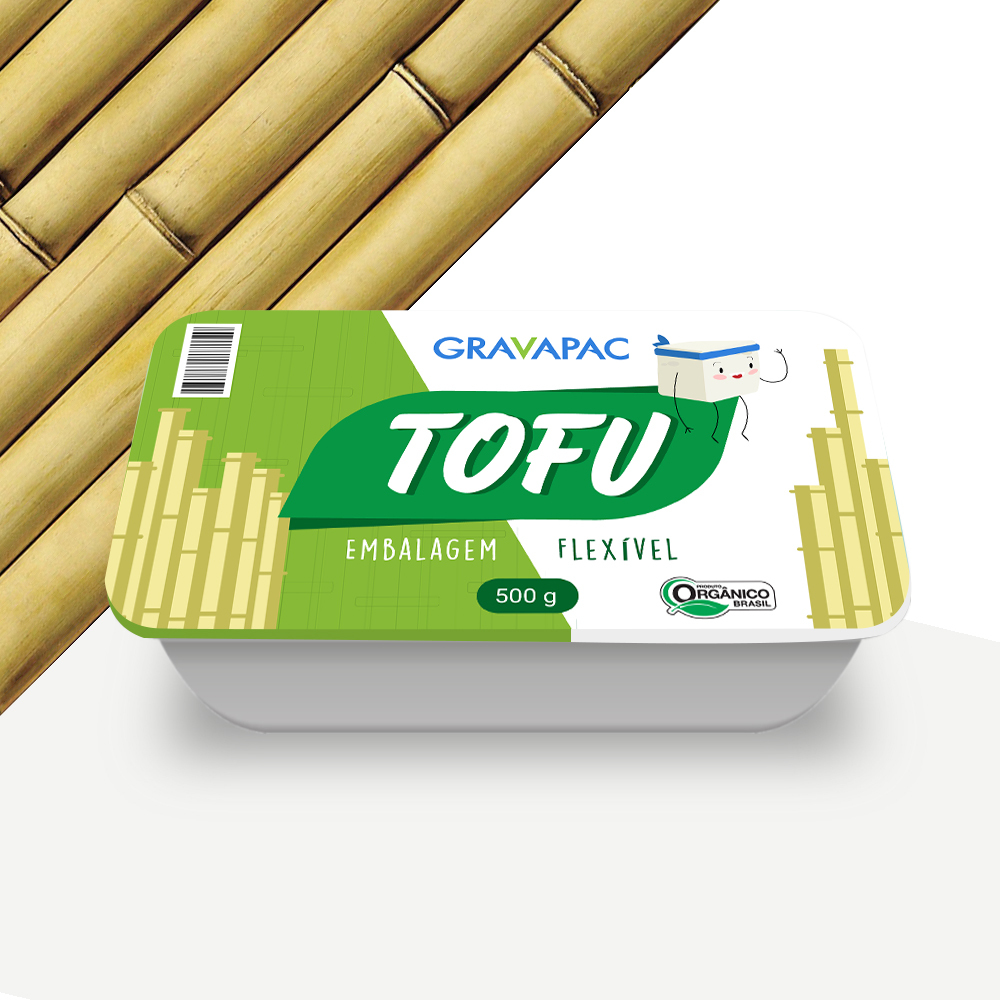 Embalagem Tofu
